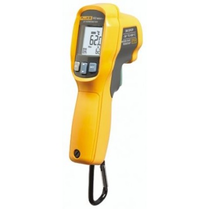 Fluke 62 - infrared thermometer with laser sight