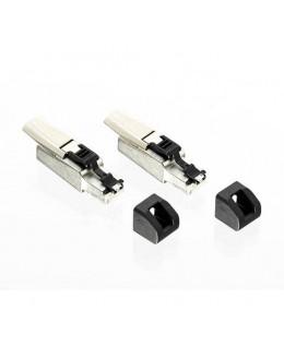 1 kit de 2 contacts RJ45 mâles - R161050 - Idéal networks
