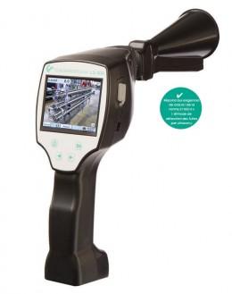 Kit LD500 - Détecteur de fuite par ultrason avec caméra - CS INSTRUMENTS