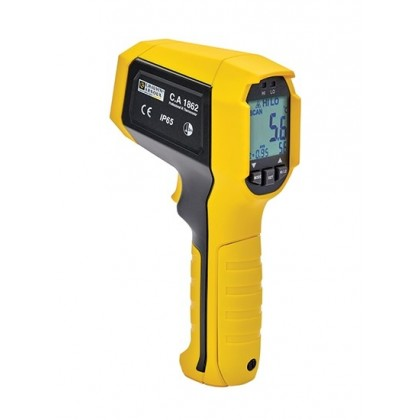 CA876 - Thermometer with / without contact from -20 to 550 ° C / -40 to 1350 ° C, Chauvin Arnoux