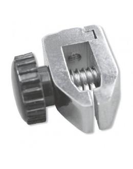 AC 13 Pince à une mâchoire pour tests de traction et de déchirement jusqu'à 5 kN, 2 pièces - pour dynamomètre