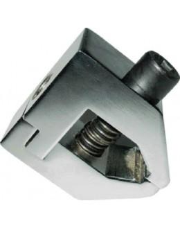 AC 15 Support d'anneau pour tests de traction et de déchirement jusqu'à 5 kN, 1 pièces - pour dynamomètre