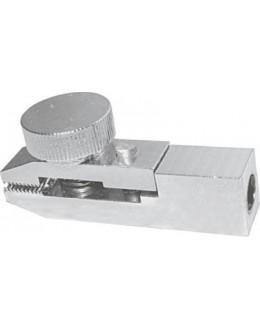 AC 16 Pince petite pour charges hautes pour tests de traction et de déchirement jusqu'à 5 kN, 2 pièces - pour dynamomètre