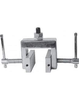 AC 17 Pince longue pour tests de traction et de déchirement jusqu'à 50 N, 2 pièces - pour dynamomètre