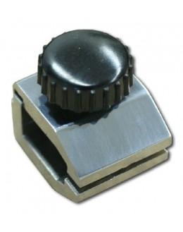 AC 22 Étau large avec fermeture rapide pour tests de traction et de déchirement jusqu'à 500 N - pour dynamomètre