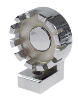 AC 42 Pince à tambour pour les assais d'arrachement des câbles et de fiches jusqu'à 5 kN - pour dynamomètre