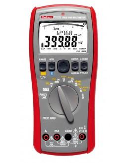 SEFRAM 7352B - Multimètre numérique 40.000 pts, TRMS AC+DC, Bluetooth - SEFRAM