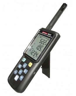 SEFRAM 9822 - Thermo-hygromètre numérique enregistreur - SEFRAM