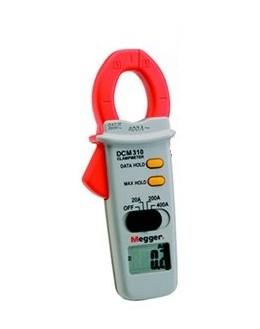 DCM300E - Pince de mesure des courants différentiels et de fuite à la terre - MEGGER