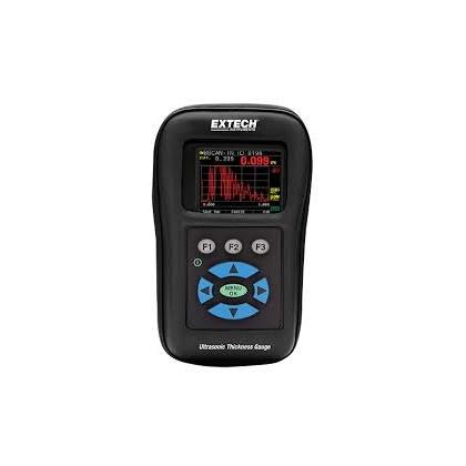 Mesureur d'épaisseur de métaux (acier) par ultrason avec enregistrements - TKG250 - EXTECH
