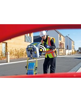 Kit Flexiprobe P541 Plumber 60 mètre Caméra 25mm - Système d'inspection vidéo professionnelle - RADIODETECTION