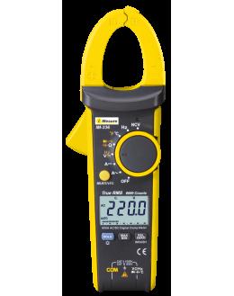 Pince multimètre numérique TRMS 600A AC/DC - 750V AC 1000V DC - IMESURE - IM-336