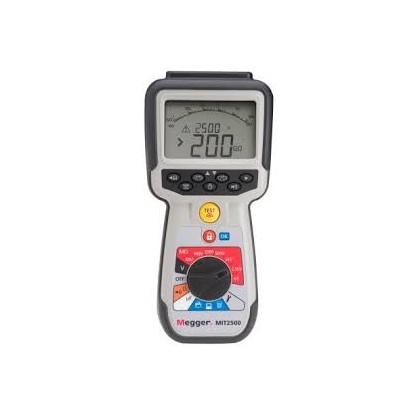MIT485 - Isolamètre 50/100/250/500/1000V-Ifuite-fréq-capa-distance Multimeter - MEGGER
