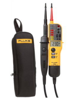 T150 - Testeur de tension et de continuité avec sacoche offerte - FLUKE-T150 PROMOTION