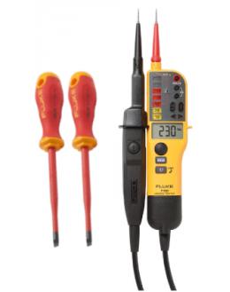 T130 Testeur de tension et de continuité - FLUKE T130