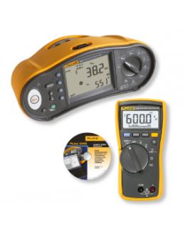 FLUKE-1664 FC - contrôleur d'installations multifonctionFLUKE-1664 FC - contrôleur d'installations multifonctionFLUKE-1664 F