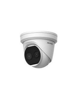 2TD1217B-6 - Caméra thermique tourelle 6mm 19 200 pixels pour la mesure de température corporelle - HIK VISION