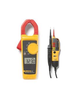 Pince multimètre TRMS Fluke 323Pince multimètre TRMS Fluke 323Pince multimètre TRMS Fluke 323
