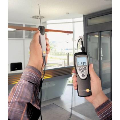TESTO 922 - Thermomètre à sonde interchangeable (2 canaux) - TESTO
