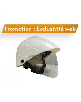 KIT MO-185-BL - Casque avec écran facial intégré - CATU Offre web