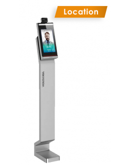 K5604A-3XF - Terminal de reconnaissance faciale pour dépistage de fièvre - HIK VISION
