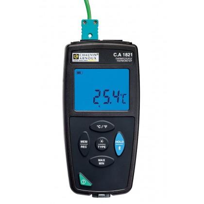 CA861 - Thermomètre de contact -40° à +1350°C - CHAUVIN ARNOUX