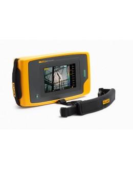 ii910 - Caméra acoustique ultrasonore pour détection de décharge partielle et recherche de fuite d'air / gaz - Fluke ii910