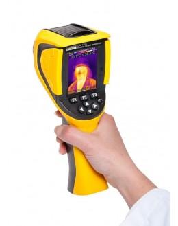 CA 1900 - Caméra thermique sanitaire pour la mesure de température corporelle (fièvre) 30°C à 45°C - CHAUVIN ARNOUX