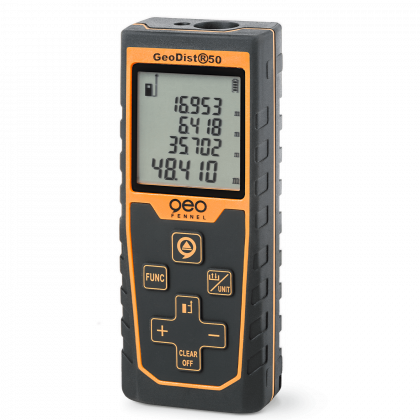 lasermètre - EcoDist Pro - télémètre laser - 50mlasermètre - EcoDist Pro - télémètre laser - 50mlasermètre - EcoDist Pr