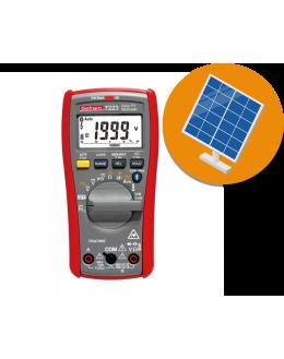 SEFRAM 7202 - Multimètre 6000 points TRMS
