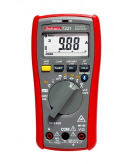 SEFRAM 7323 - Digital Multimeter 4000 count - SEFRAMSEFRAM 7323 - Digital Multimeter 4000 count - SEFRAMSEFRAM 7323 - Digital Mu