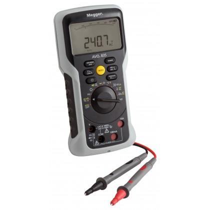 FLUKE 287 - Multimètre 50000 points, enregistreur TRMS AC+DC - FLUKE-287/EUR