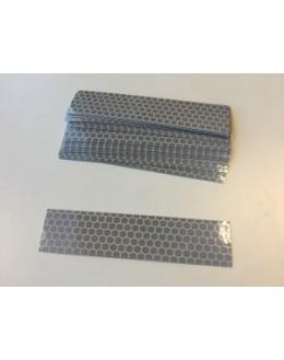 Bande réflechissantes autocollantes (x10) P01101797 - CHAUVIN ARNOUX