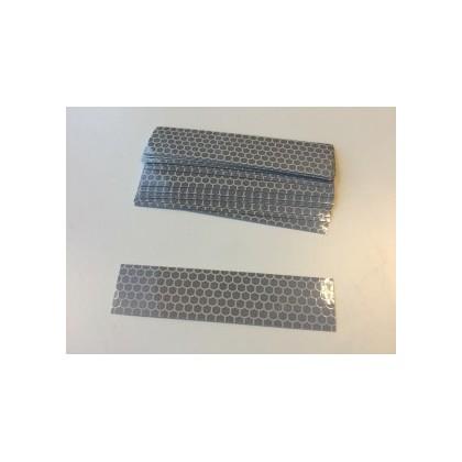 Bande réflechissantes autocollantes (x5) 0554 0493 - Testo