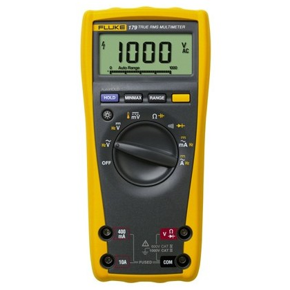 FLUKE 175 - Digital Multimeter TRMS AC 6000 Series 170 ptsFLUKE 175 - Digital Multimeter TRMS AC 6000 Series 170 ptsFLUKE 175 -