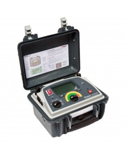 DLRO10HD - Micro-ohmmeter numeral 10 A - MEGGERDLRO10HD - Micro-ohmmeter numeral 10 A - MEGGERDLRO10HD - Micro-ohmmeter numeral