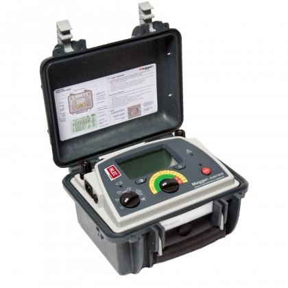 DLRO10HD - Micro-ohmmètre numérique 10 A - MEGGER