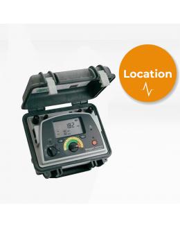 Location DLRO10HD - Micro-ohmmètre numérique 10 A - MEGGER - 1006-603