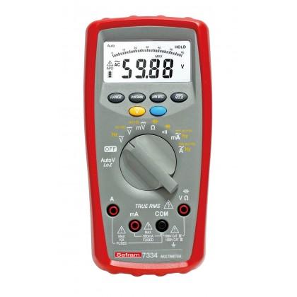 SEFRAM 7323 - Digital Multimeter 4000 count - SEFRAM
