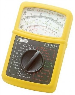 Analog Multimeter CA5003