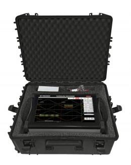 Modèle DAS1700 - Système d'Acquisition de Données de 6 à 72 voies analogiques tactile.