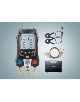 TESTO 550 -Kit manomètre froid électronique avec Bluetooth® - TESTO