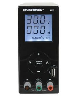 BK1550 - Alimentation simple à découpage (1-36VDC / 0-3A) avec chargeur USB- BK PRECISION