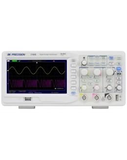 BK2190E - Oscilloscope numérique 100 MHz, 2 voies, 1Gech/s, compact, LAN, USB – BK Précision