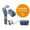 Pack Expert: RD8200 + TX10 avec accus - Détecteur de réseaux et câbles enterrés - RADIODETECTION