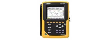 Analyseur d'énergie electrique, testeur de batterie et de composants